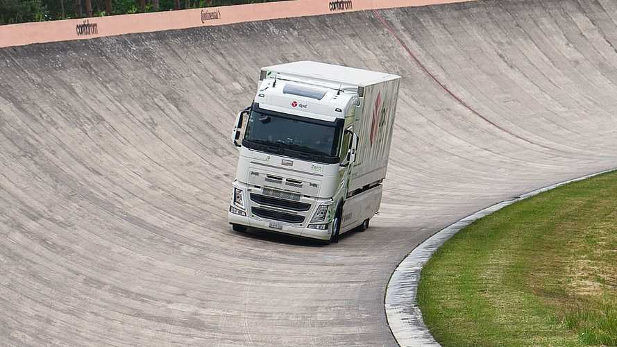 Elektro-LKW von Futuricum fährt 1.099 Kilometer ohne Aufladen