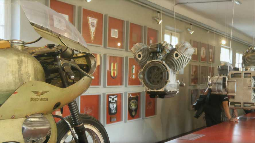 Moto Guzzi Museum Is Reopening To The Public In September 2021