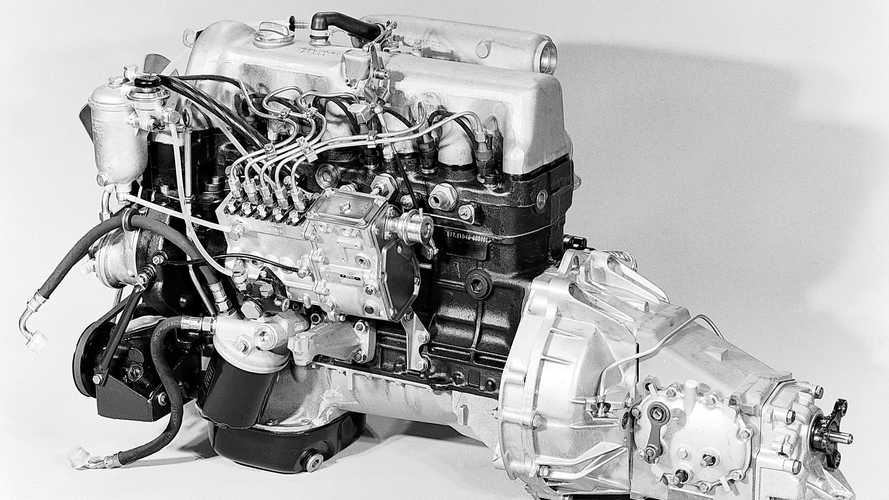 Mercedes OM617, il motore a 5 cilindri precursore dei superDiesel