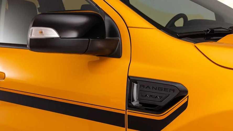 Ford Ranger Splash Edition 2022