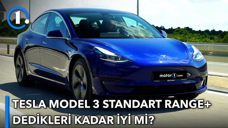 2020 Tesla Model 3 Standard Range+ | İkinci El