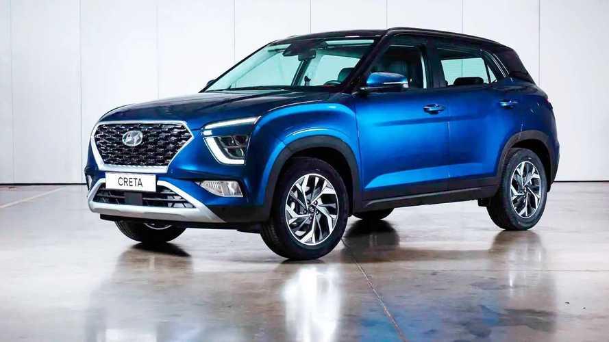 Novo Hyundai Creta 2022: tudo que já sabemos sobre a 2ª geração