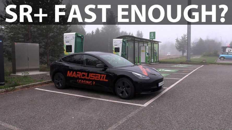 MIC Tesla Model 3 SR+ Shines In Bjørn's 1,000 Km Challenge