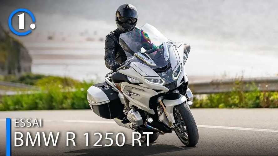Essai BMW R 1250 RT (2021) - En face à face avec elle-même