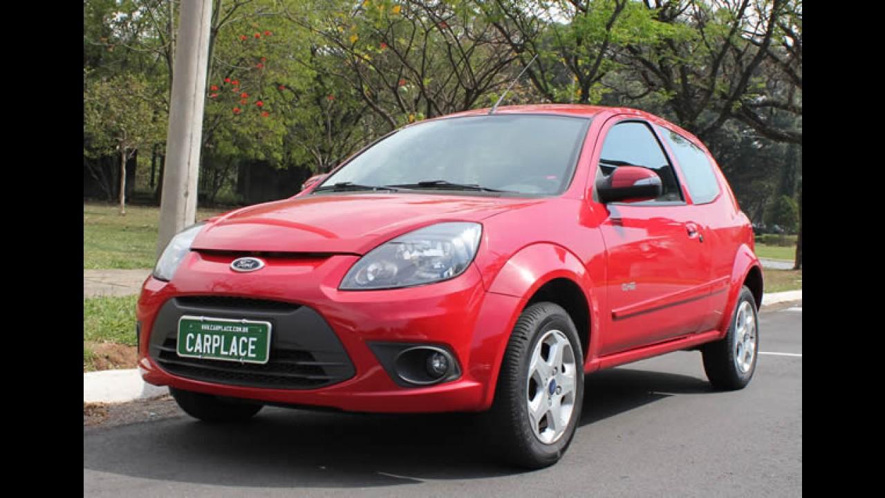 Carro mais barato do Brasil agora é o Ford KA - Preço inicial é R$ 23.600