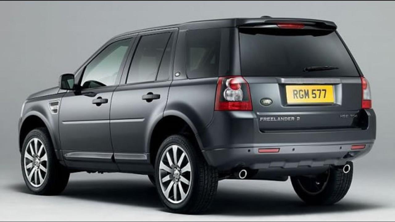 Land Rover começa o ano com desconto de R$ 16 mil para o Freelander 2