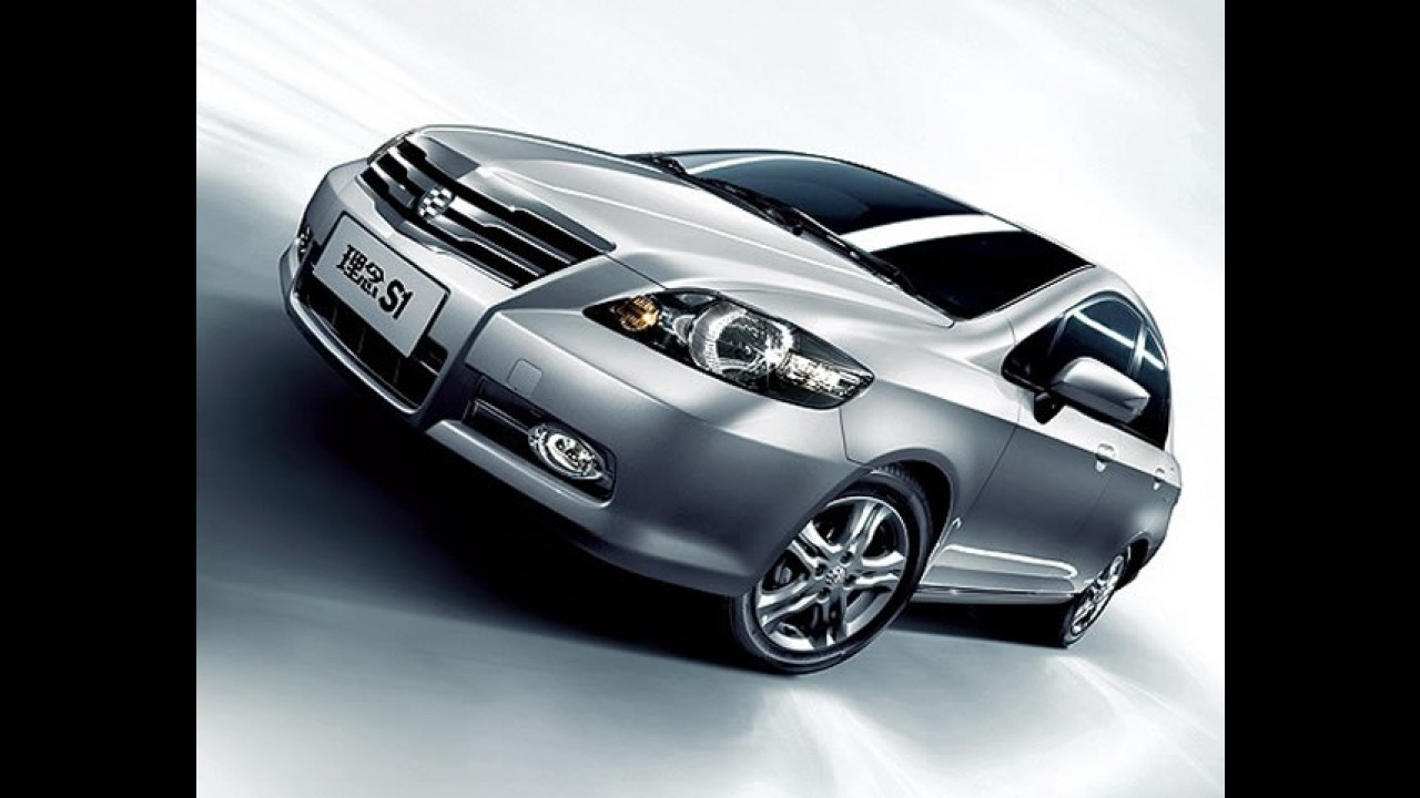 China ganha sedã japonês: Honda – Li Nian S1