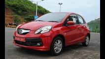 Honda registra patentes do compacto Brio e Fit Elétrico no Brasil