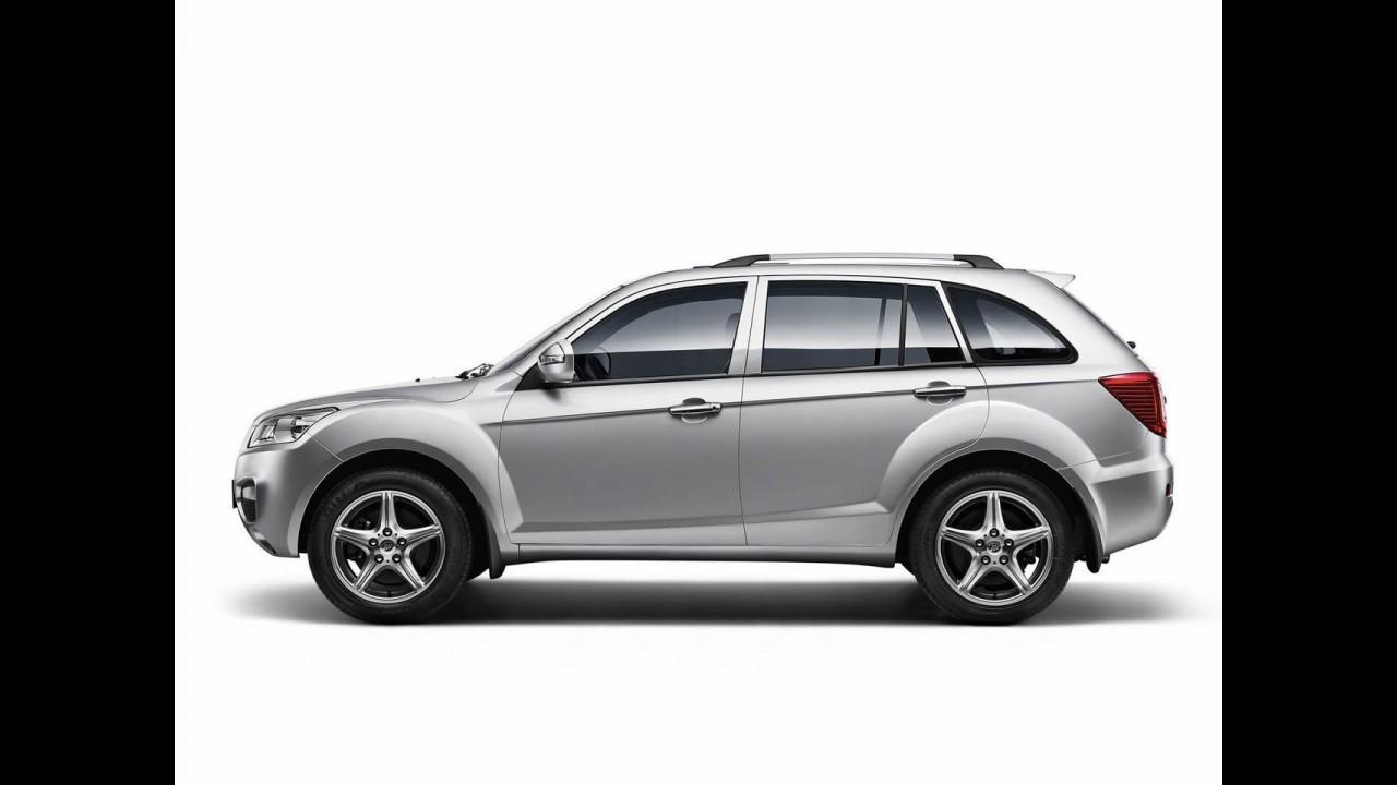 Lifan prepara o lançamento do SUV X60 no Chile  - Modelo chega este ano ao Brasil