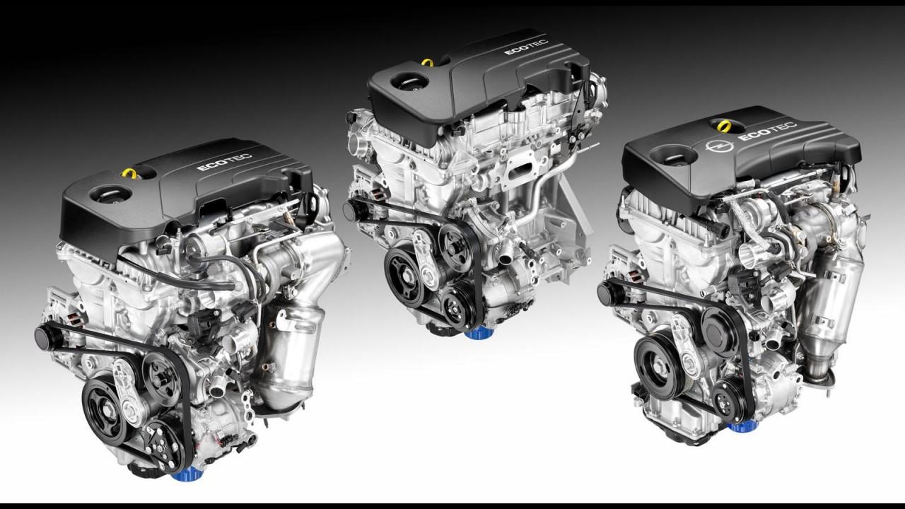 GM apresenta novos motores Ecotec que serão usados pelo próximo Cruze