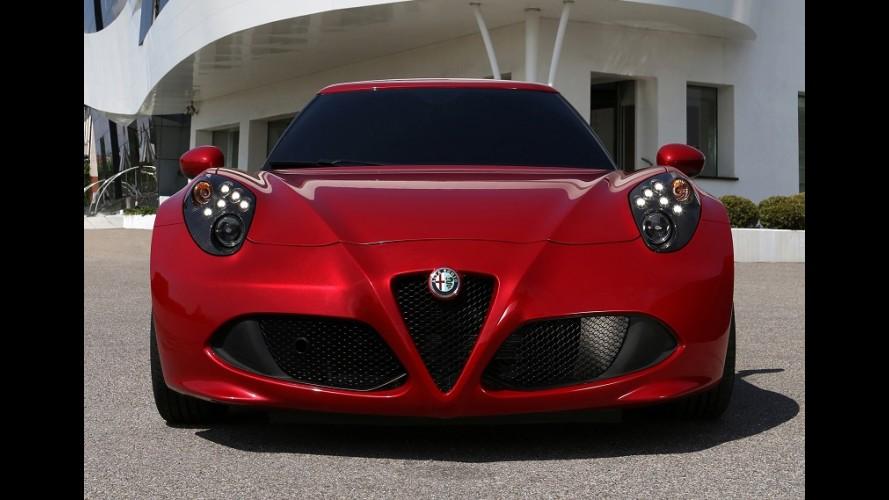 Alfa Romeo vai substituir faróis do 4C após enxurrada de críticas ao design
