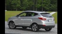 Hyundai ix35 reestilizado chegará ao mercado europeu em setembro