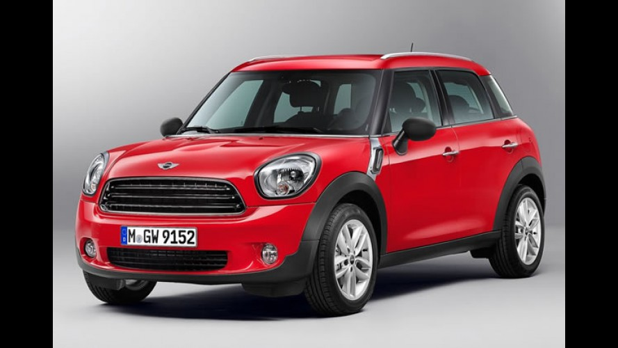 MINI Countryman Exclusive chega por R$ 124.950