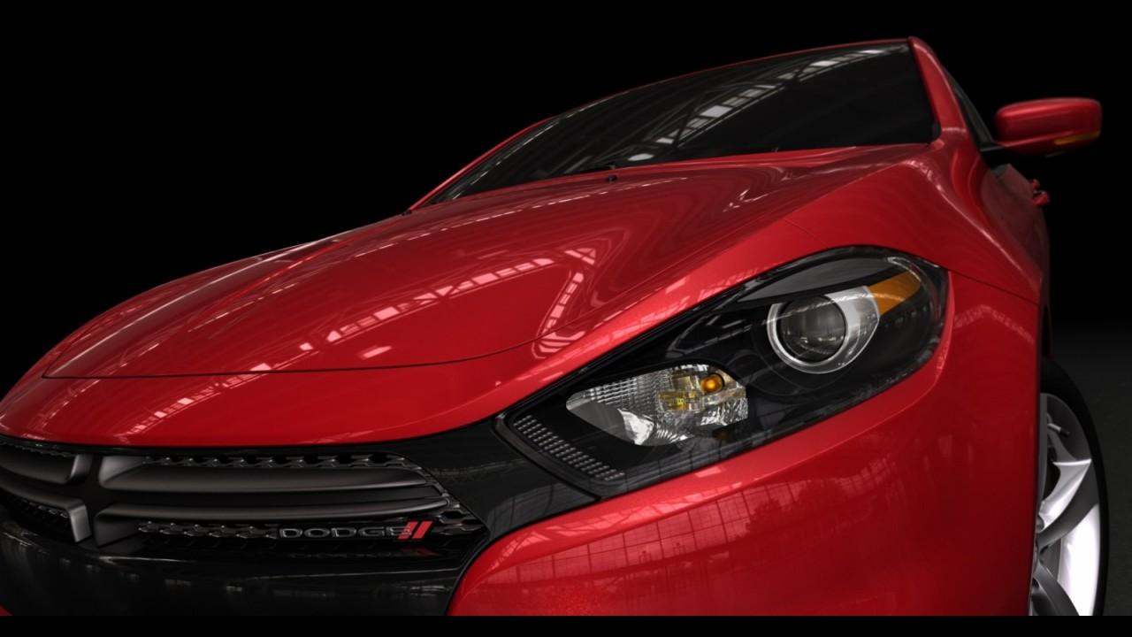 Novo Dodge Dart terá câmbio automático de 9 marchas e consumo de até 17 km/l