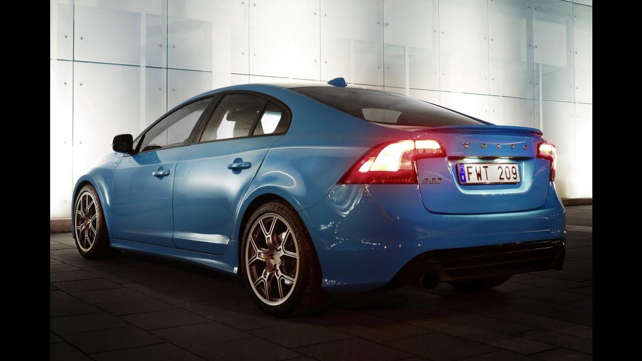 Volvo apresenta sedã S60 Polestar Concept com motor de 508 cavalos de potência
