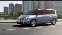 Renault dá mais detalhes sobre reestilização da minivan Espace na Europa