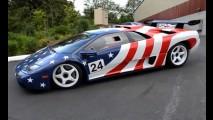 Vídeo: Lamborghini Diablo em traje americano