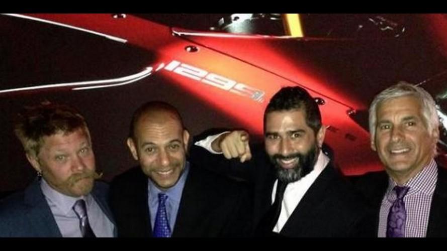 Ducati planeja lançar 1299 Panigale em 2015