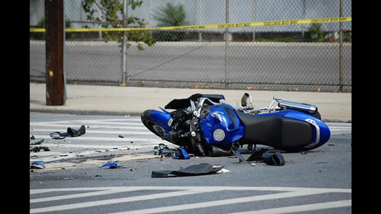 Moto: cidades que investem em itens de segurança têm 30% menos acidentes fatais