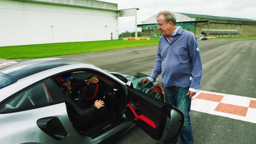 Clarkson e soci cercano un nuovo test driver