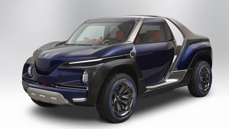 Yamaha Cross Hub Concept, il pick-up per chi fa sport