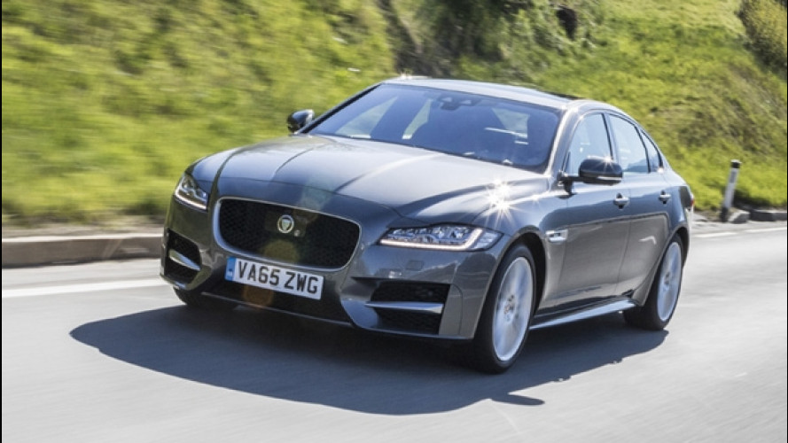 Jaguar All Wheel Drive, ecco cosa c'è sotto