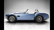 Shelby Cobra Portofino Blue