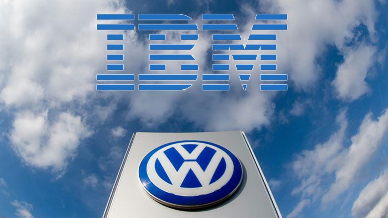 [Copertina] - Volkswagen e IBM insieme per la mobilità digitale