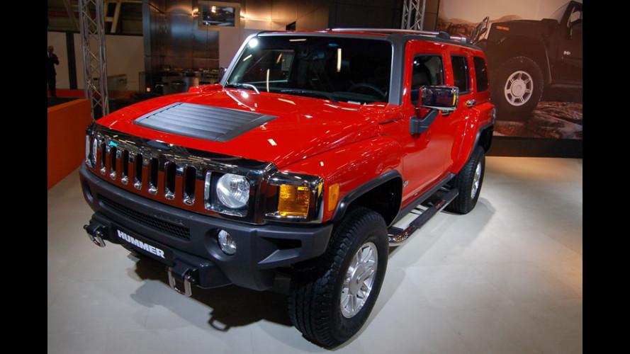 Hummer al Motor Show 2006