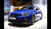 Lexus al Salone di Francoforte 2017