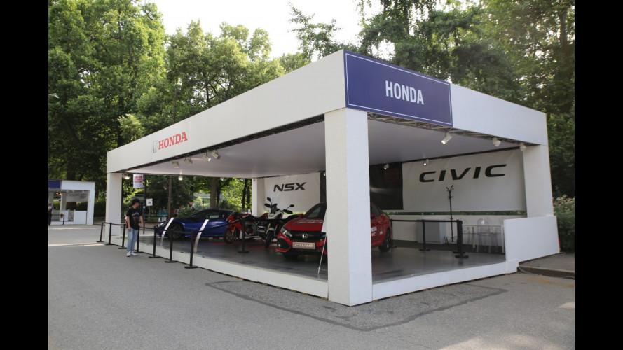 Honda a Parco Valentino 2017