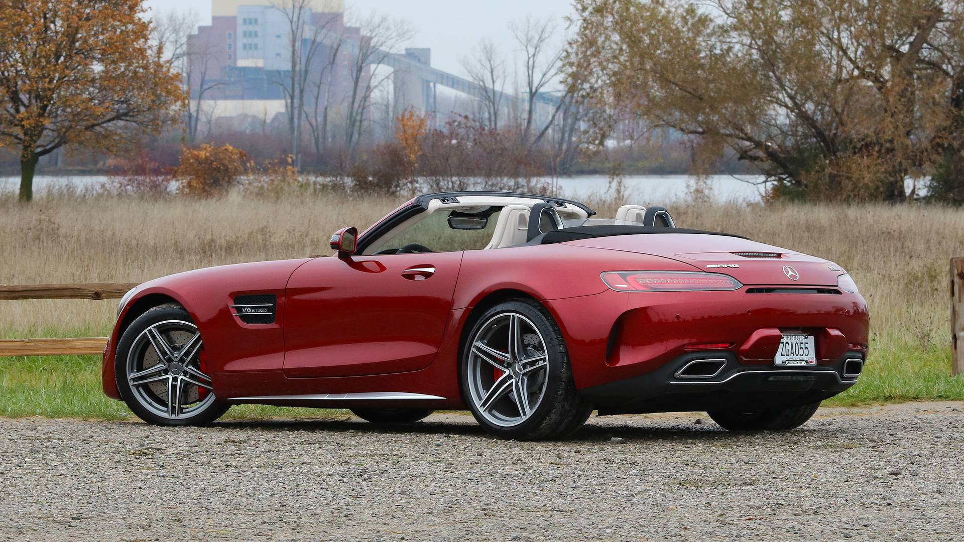 2018 Mercedes Amg Gt C Roadster Review 2746980