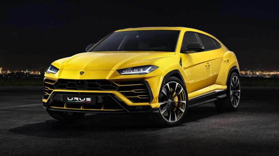 Configurez le Lamborghini Urus de vos rêves !