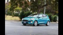 Nuova Ford Fiesta, coccole da premium