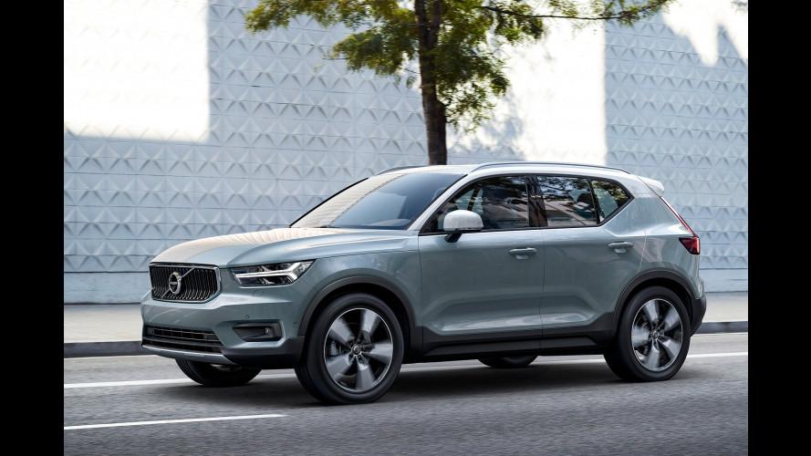 Volvo XC40, la praticità del SUV di lusso