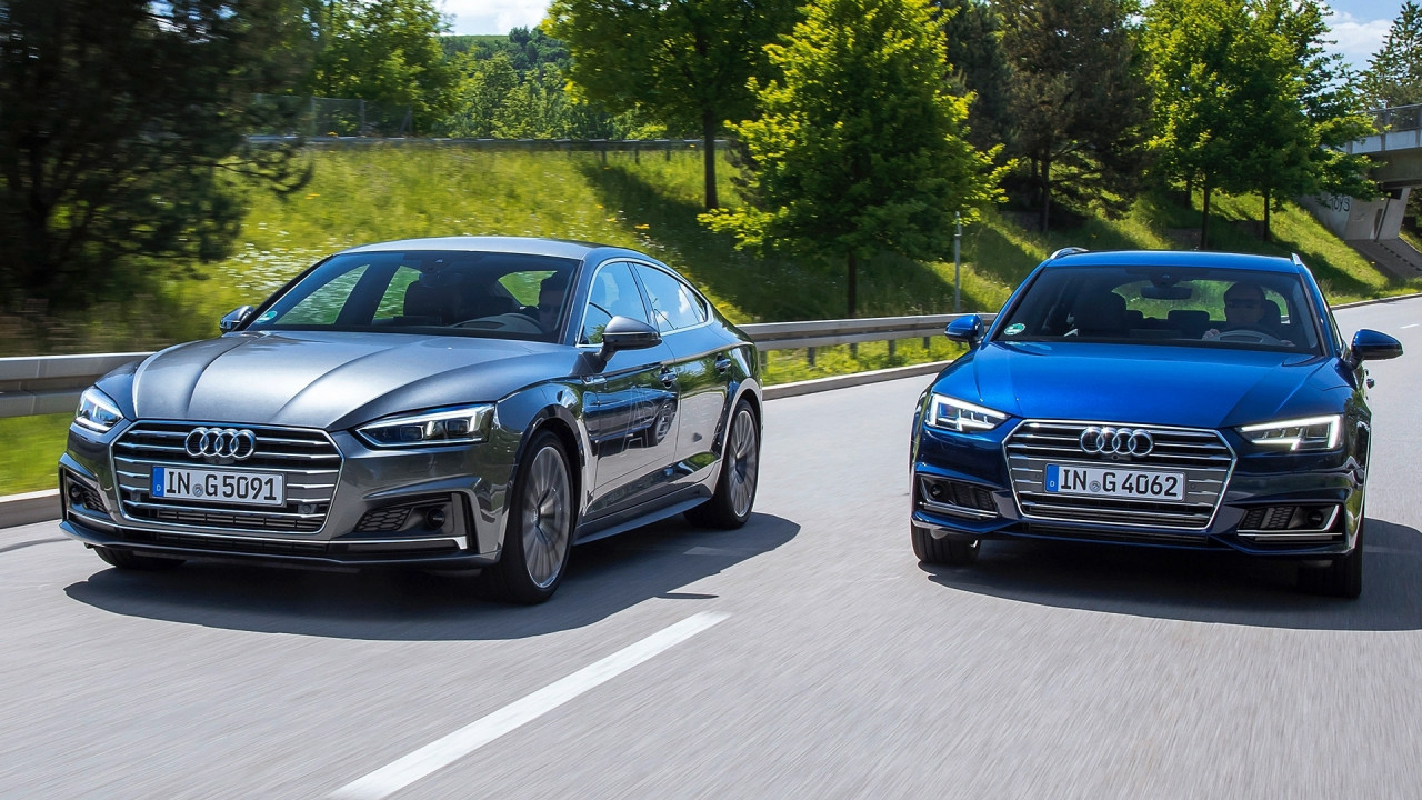 [Copertina] - Audi (e non solo), il metano in attesa dell'elettrico