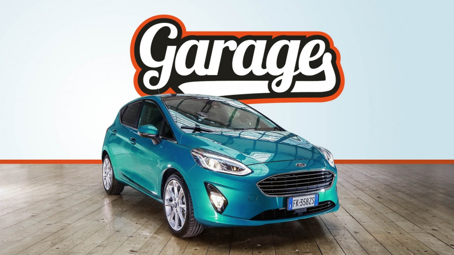 Ford Fiesta, piacere di guida e tecnologia [VIDEO]