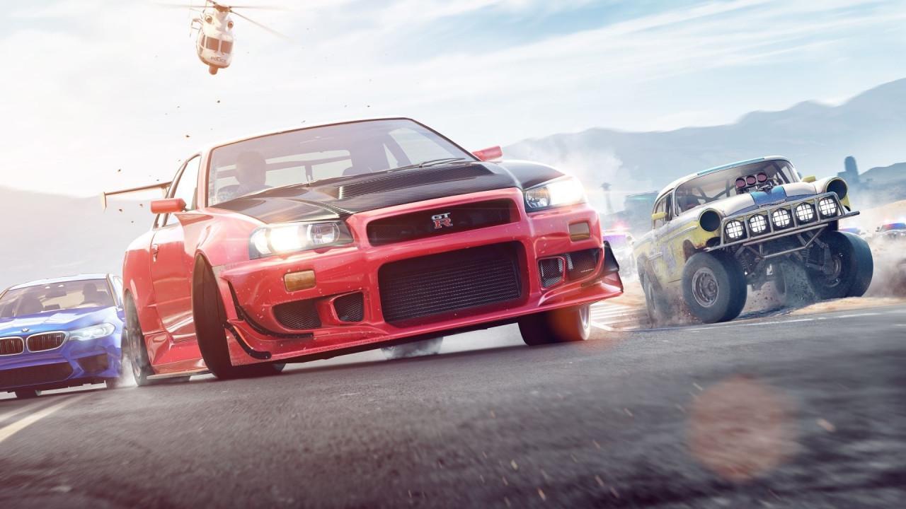 [Copertina] - Need for Speed Payback arriva il 10 novembre [VIDEO]