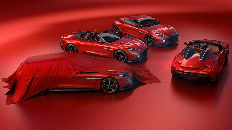 Aston Martin Vanquish Zagato, arrivano Speedster e Shooting Brake