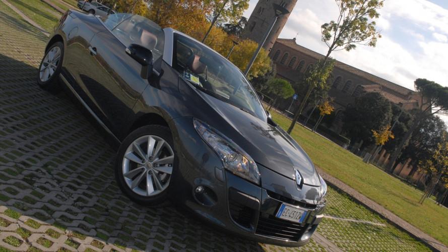 Viaggi - Renault Mègane Coupè-Cabriolet: Una finestra sul mondo