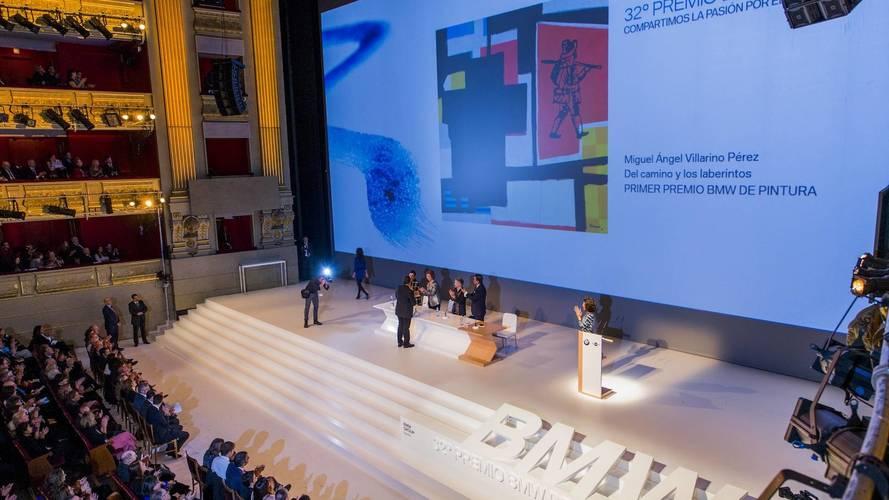 ¿Conoces al ganador del Premio BMW de Pintura 2017?