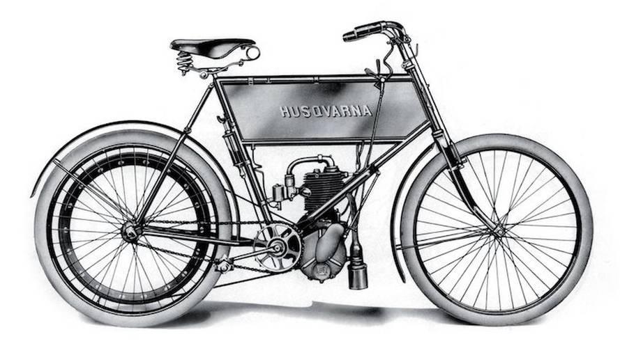 The Early History Of Husqvarna Motorcycles
