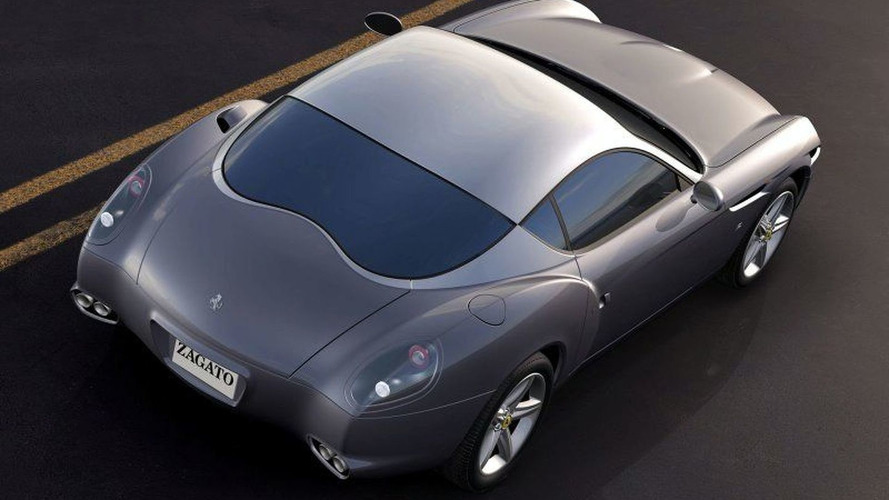 Ferrari 575 GTZ Zagato going up for auction