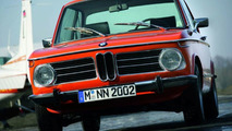 BMW 2002 tii Classic Celebrates Ressurection