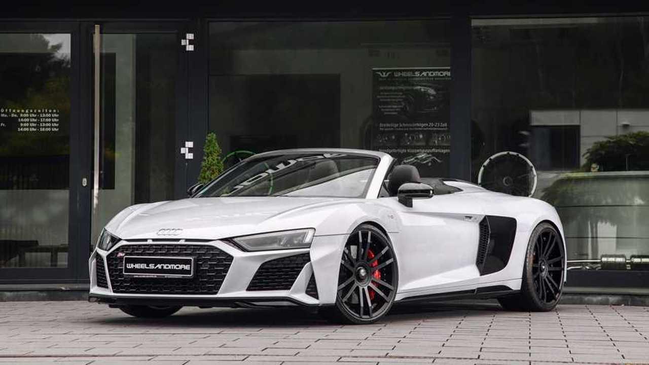 Audi R8 de Wheelsandmore