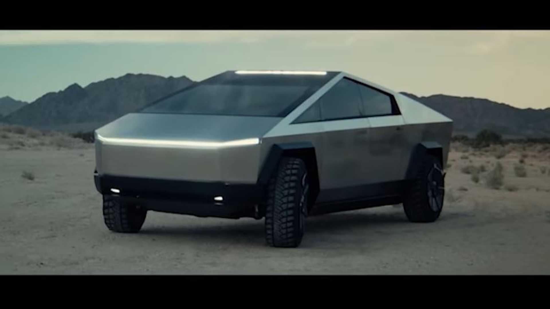 Tesla Cybertruck cover image