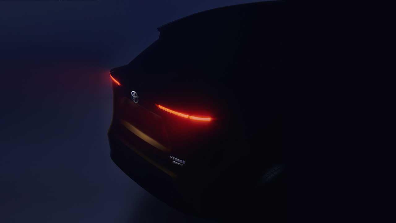 Toyota SUV subcompacto teaser