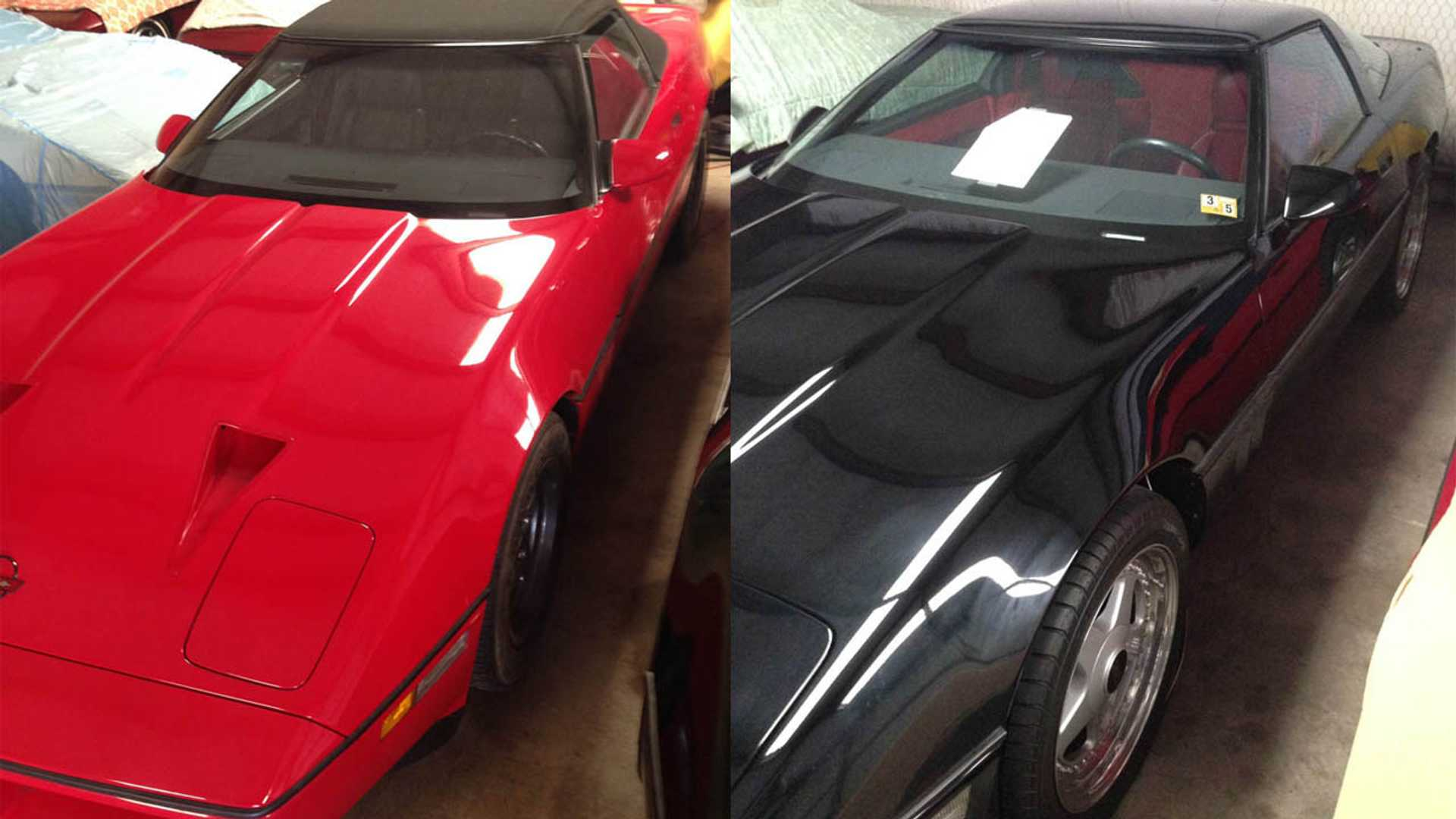 """[""""Start An Instant Collection With These Six Callaway Corvettes""""]"""