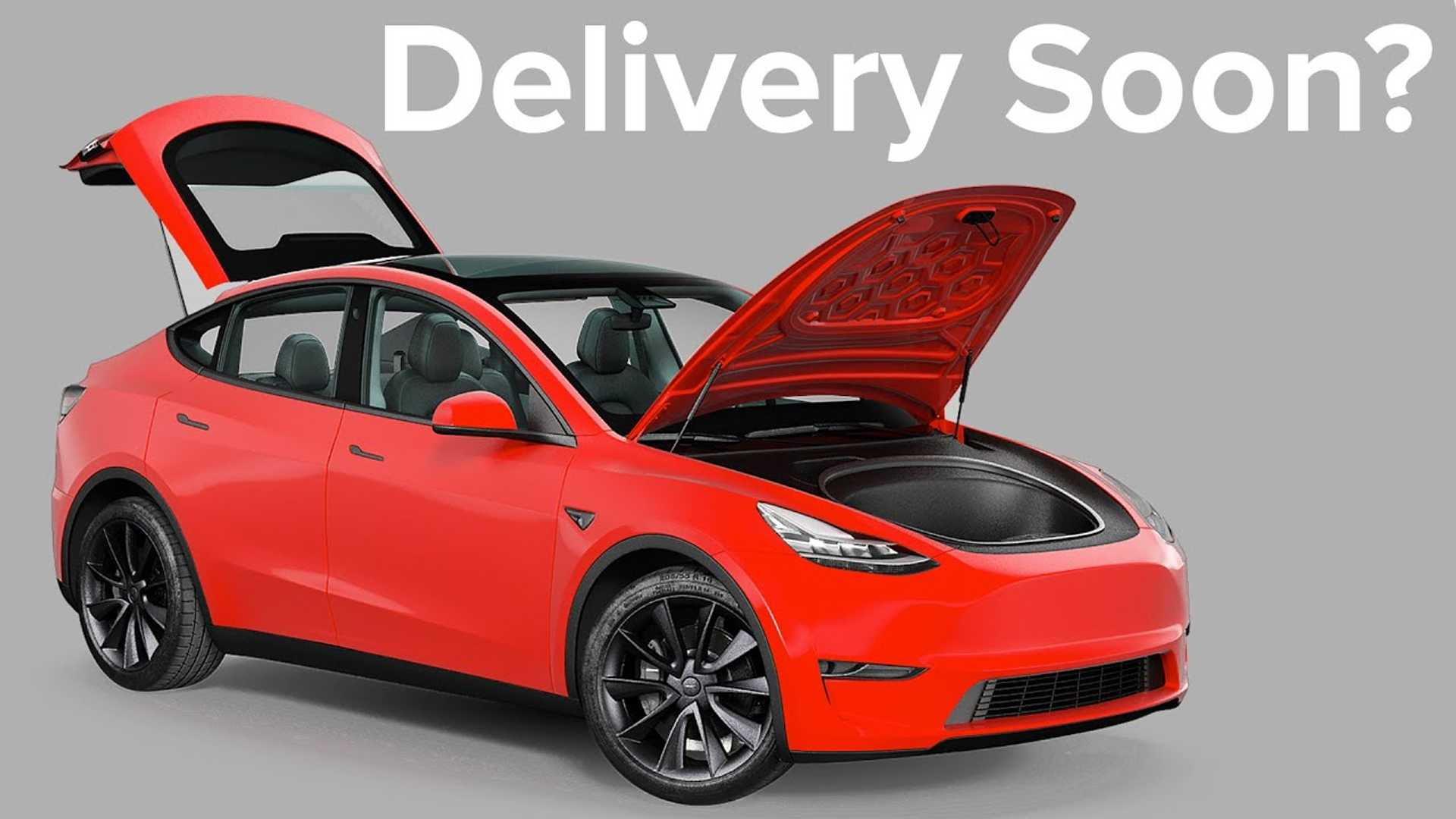 Ready For the Model Y? Tesla Apparently Is, According To This Video
