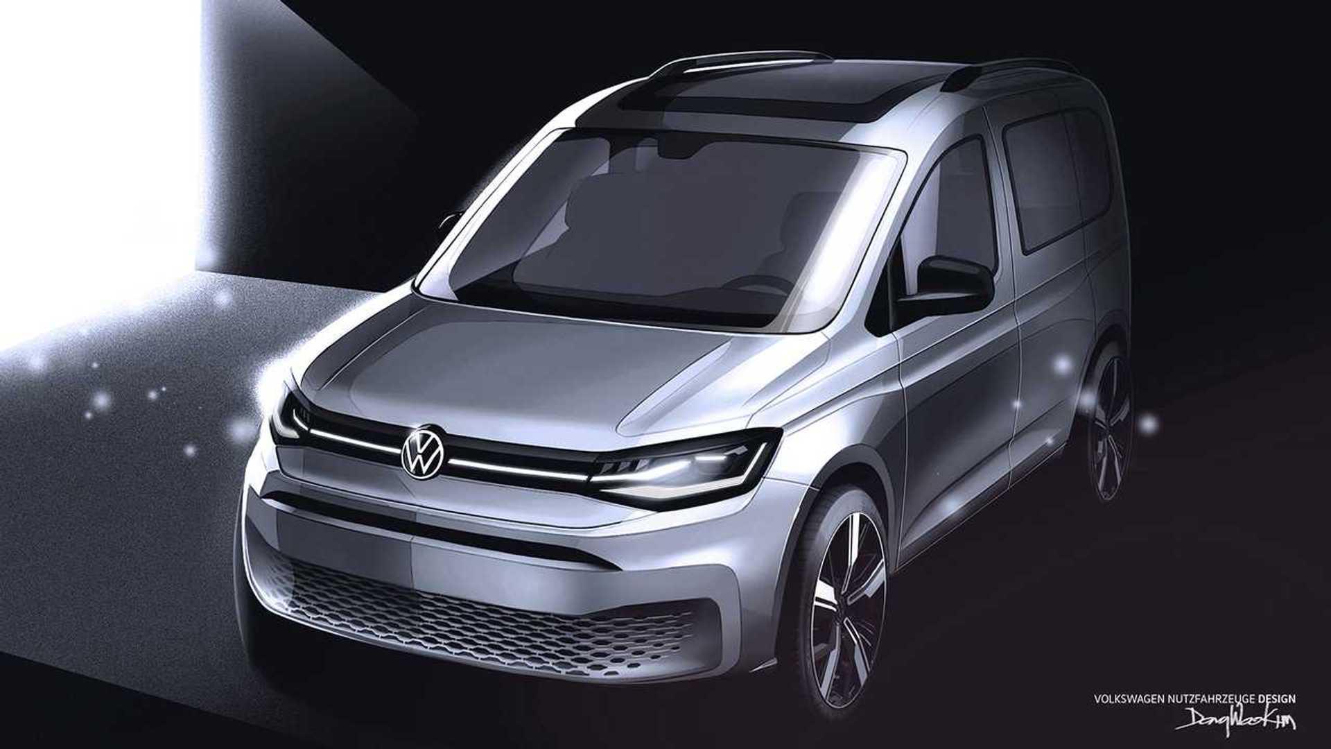 2020 VW Caddy Specs